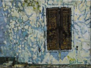 Michał Baca (1958), Greckie okno (2015)