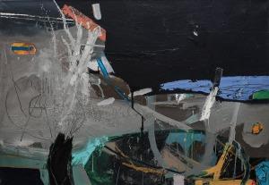 Anna Nosowicz (1983), Gravity (2012)