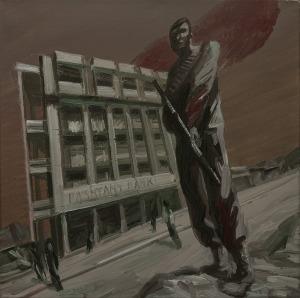 Tomasz Daniec (1973), Kabul (2012)