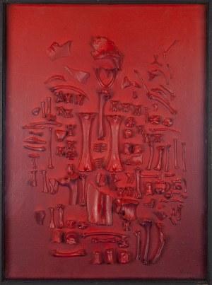 Jonasz STERN (1904 - 1988), Tablica czerwona, 1978