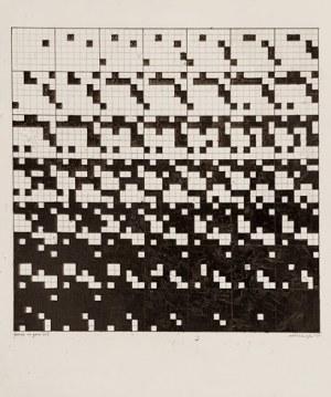 Ryszard WINIARSKI (1936 - 2006), Chance in game 7x7, 1999
