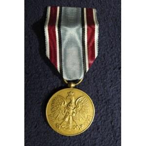 POLSKA (II RP). Medal Pamiątkowy za Wojnę 1918-1921; wojskowo