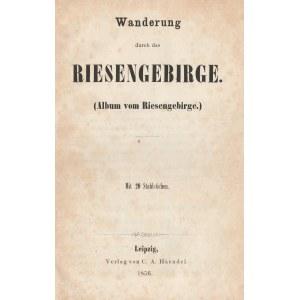 KŁODZKO. Wanderung / durch das / RIESENGEBIRGE. / (Album vom Riesengebirge.)