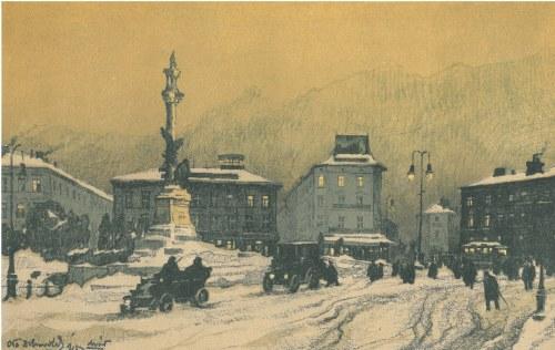LWÓW. DOBROWOLSKI, ODO, Teka Lwów 1914-1915. Autolitografie, wyd. Lwów 1915