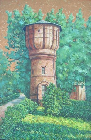 Jan Bembenista, Wieża przy Kopalni, 2003