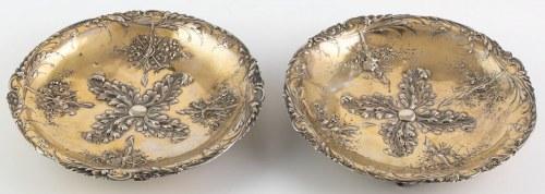 PARA PATER W STYLU LUDWIKA XVI, Francja, 2 poł. XIX w.