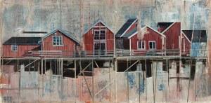 Agata Krutul-Suchocka, Rode hus, 2020