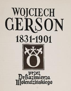 Wojciech GERSON (1831-1901), Kazimierz Molendziński