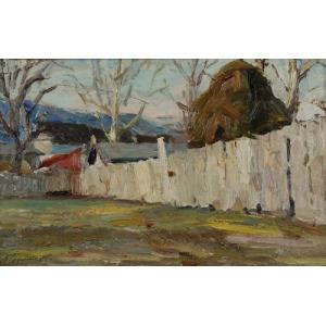 Marian NIŻYŃSKI (1910-1943), Przedwiośnie