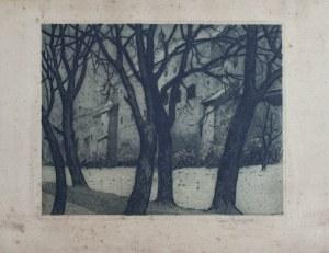 Jan RUBCZAK (1884-1942), Drzewa