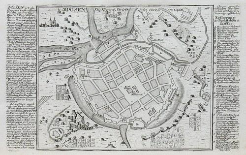 Gabriel Bodenehr II, Posen die Hauptstadt in Gros Polen