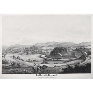Ernst Wilhelm Knippel, Hirschberg und das Riesengebirge