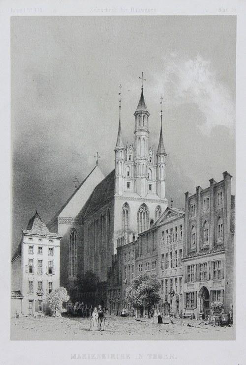 Marienkirche in Thorn