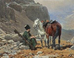 Wierusz-Kowalski Alfred, CZERKIES, 1880-1885