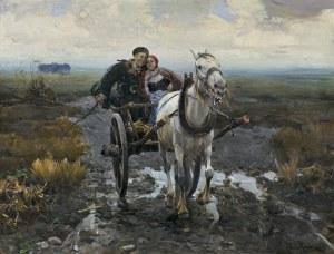 Wierusz-Kowalski Alfred, WESOŁA JAZDA, PO 1900