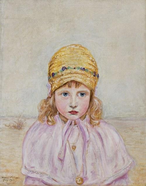 Hofman Vlastimil, ZŁOTOWŁOSA, 1920