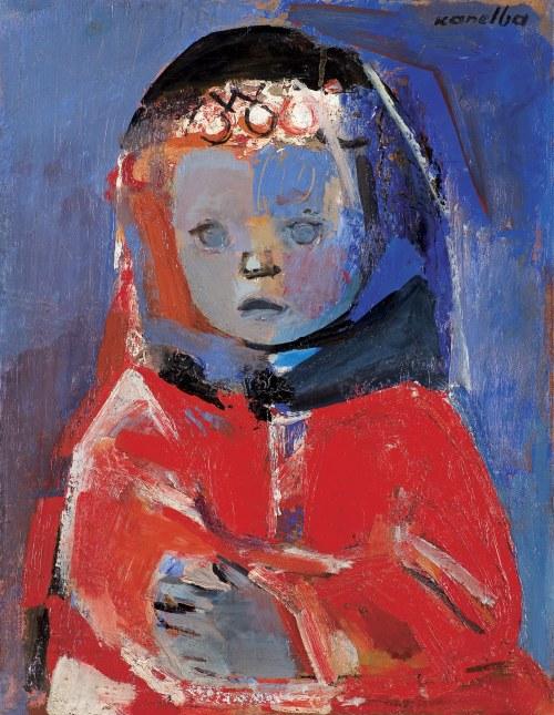 Kanelba Rajmund, MAŁA CYGANKA, OK. 1953