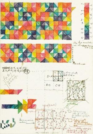 Jerzy GRABOWSKI (1933-2004), Rys. 7 c.d., 1973