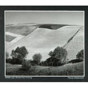 Paweł PIERŚCIŃSKI (ur. 1938), Romb, z cyklu: Portret ziemi kieleckiej