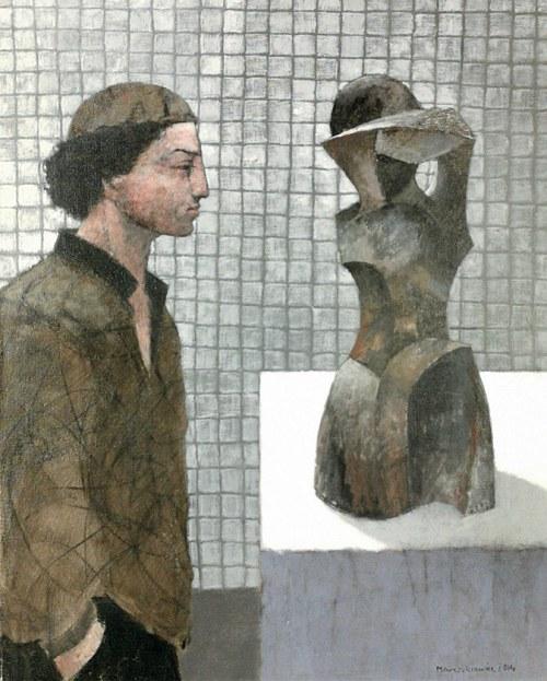 Adam MARCZUKIEWICZ (ur. 1958), Pigmalion, 2014