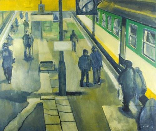 Bartosz MILEWSKI, Strzeż się pociągu 2, 2008