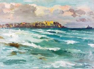 Adolf BEHRMAN (1876-1942), Palestyńskie wybrzeże