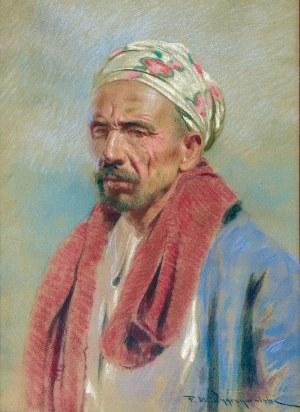 Feliks Michał WYGRZYWALSKI (1875-1944), Stary Berber