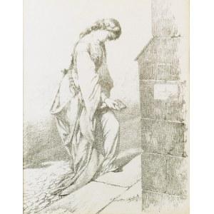 Feliks SZYNALEWSKI (1825-1892), Dziewica