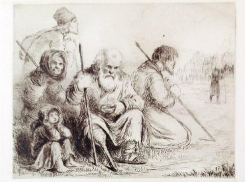 Aleksy JEGOROW (1776-1851), Wieśniacy