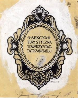Stefan FILIPKIEWICZ (1878-1944), Sekcja Turystyczna Towarzystwa Tatrzańskiego - projekt