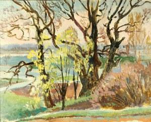 Ignacy PIEŃKOWSKI (1877-1948), Motyw wiosenny
