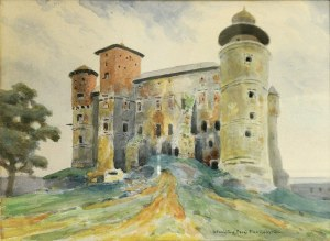Stanisław Ignacy Poraj FABIJAŃSKI (1865-1947), Wiśnicz - Zamek