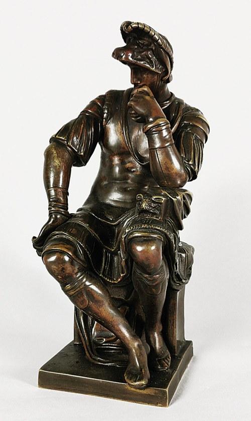 Michał Anioł BUONARROTI (1475-1564) według, Lorenzo II di Piero de Medici