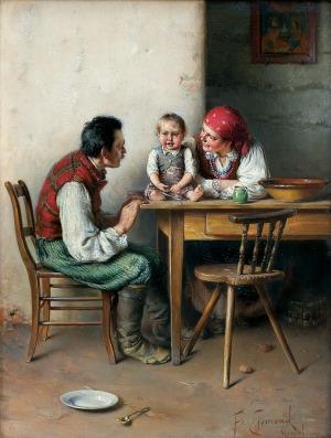 Ejsmond Franciszek, POCIECHA RODZICÓW