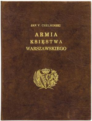 Chełmiński Jan, ARMIA KSIĘSTWA WARSZAWSKIEGO, PARYŻ 1913