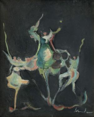 Aberdam Alfred , TANCERKI, 1961