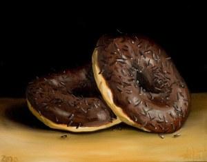 Szymon Kurpiewski, Donuts z posypką, 2020