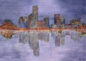Robert Piasecki, Big City Lullaby, 2020