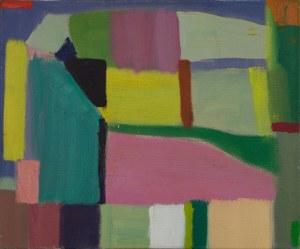 Bartosz Michał Hoppe-Sadowski, Painting composition, 2016