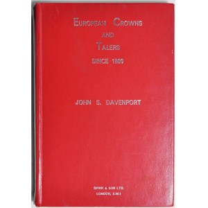 Davenport European Crowns and Talers since 1800