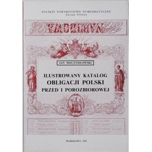 J. Moczydłowski, Katalog Obligacji Polskich przed i porozbiorowych