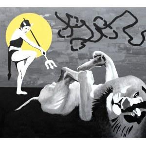 Maciej Zabawa, Taniec konieczny, Kici... kici.., 2015