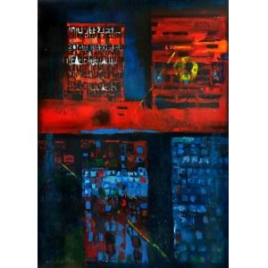 Bartłomiej Michał Górecki, Melt - the City, 2020