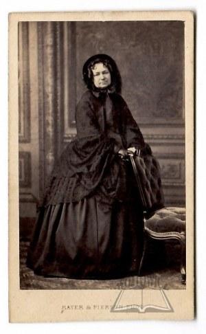 CZARTORYSKA Anna Zofia z Sapiehów (1799-1864),