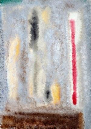 Stefan Gierowski (ur. 1925 Częstochowa), Kompozycja, lata 60. XX wieku