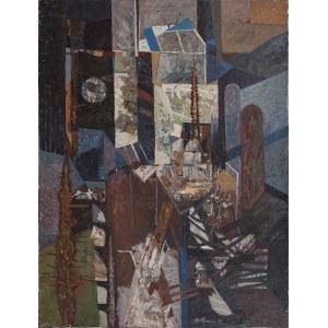Bernard BRAUN (ur. 1935), Pejzaż