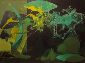 Andrzej ŚRAMKIEWICZ (ur. 1951), Day and night, 1977