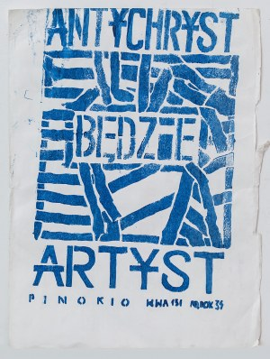 Grupa TWOŻYWO (Pinokio), Antychryst będzie artyst, 1998