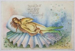 Henryk WANIEK (ur. 1942), Upadek Venus II, 1994