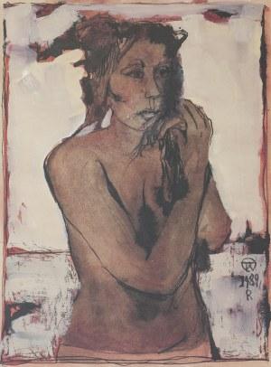 Tomasz KAZIKOWSKI (ur. 1952), Kobieta, 1989